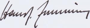 Hans-Jakob-Zimmermann Unterschrift